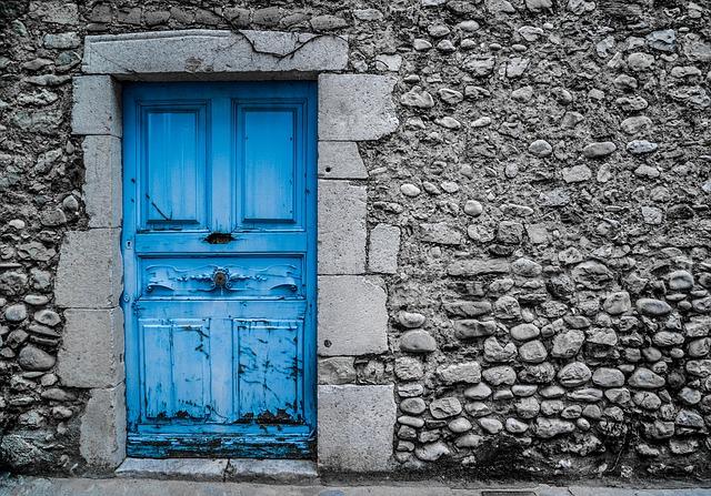 ドア シースの例え